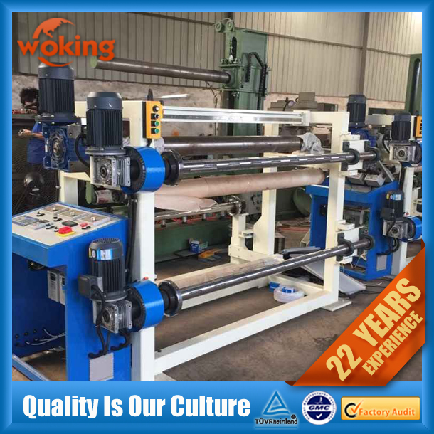 High Speed Jumbo Roll Slitter Machine for Paper/Cloth