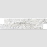 High Quality Strip White Gray Black Mosaic Tile Wall Decoration Sale Slate Culture Stone