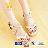 Hot Fashion rope Sole Women Hemp Rope Espadrilles Shoes