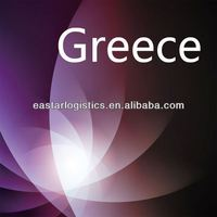 Shipping Container from China to Greece