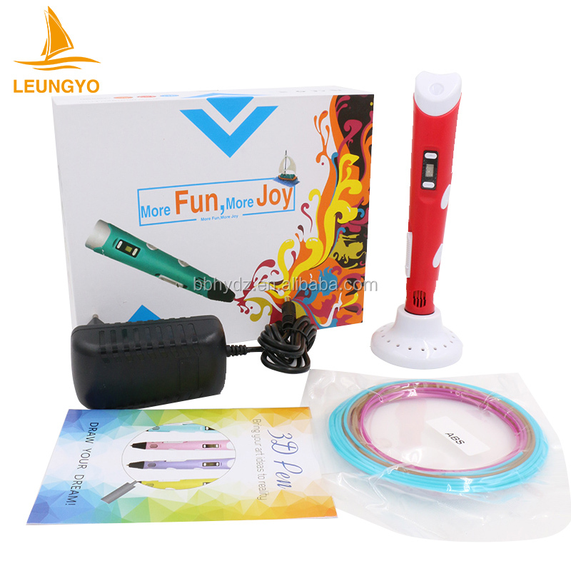 New Product Child Toys 3D Printing Pen