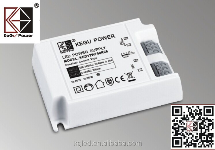 high quality 55W LED power supply with CE Certificate