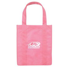 BSCI Durable Tote Style Many Colors Pink Non Woven Grocery Bag