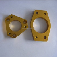 High quality aluminium parts with color anodized/market feedback service with CNC/auto spare aprts