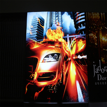 High quality waterproof dynamic advertising outdoor light box