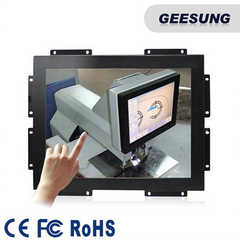 17 inch open frame LCD monitor advertising player