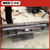 115RE 132RE angle splice bar rail splice for Railway