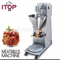 Commercial Stainless Steel meatball molding machine/meatball forming machine for sale