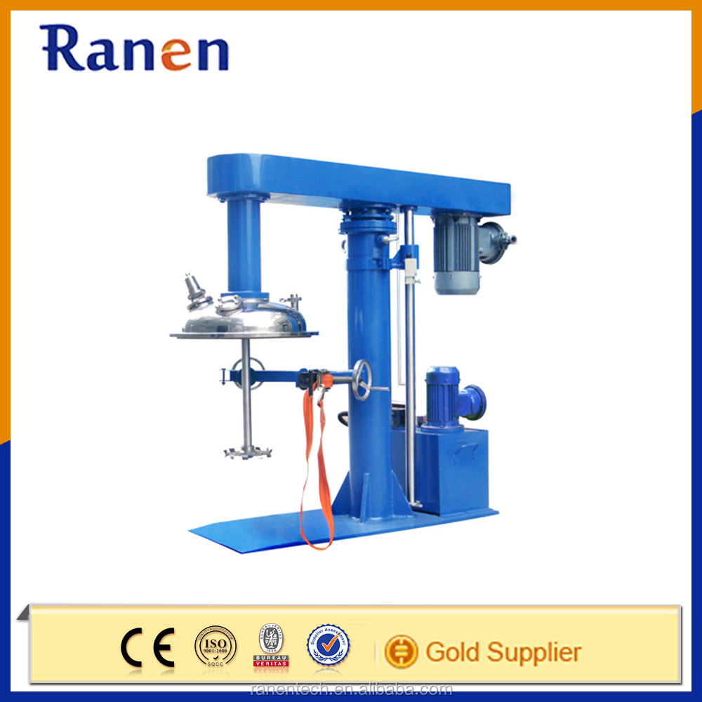 car paint mixing machine, gel manufacturing equipment