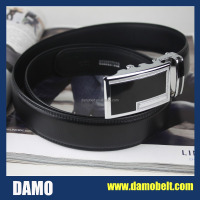Ratchet Genuine Leather Men Belt