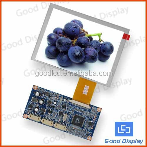 digital TFT Touch screen LCD Display Monitor factory form china