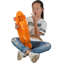 Factory Directly Sale Competitive Price Cruiser Beautiful kids Kick Scooter Handle Skateboard