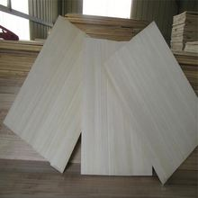 Prices Paulownia Panel/Lumber/Timber Bed Base Board