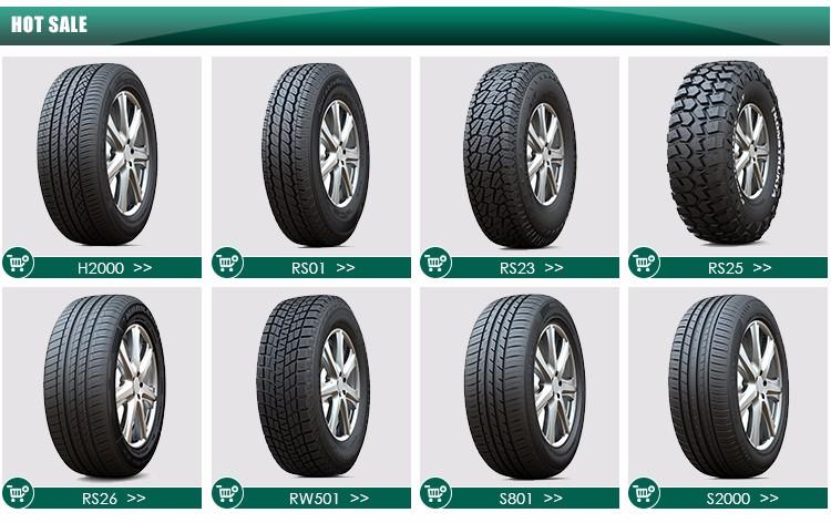 Padrão 175R14C RS01 pneus de carro van e caminhão leve pneus para carros