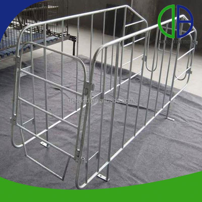 Competitive Price Agriculture Equipment Metal Pig Crate