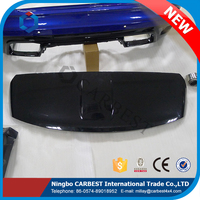 High Quality PP Rear Spoiler for RANGE ROVER SVR Sport 2015