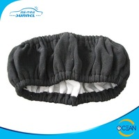 Universal Cloth Shrink Car Steering Wheel Cover