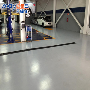 Maydos Top Five Epoxy Resin Concrete Sealer Flooring Coating