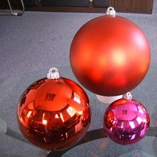 Promotion Seasonal ceiling hanging christmas ball decorations