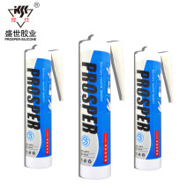 Oxime Silicone Sealant For Insulating Glass From Prosper Silicone Sealant CO.,ltd