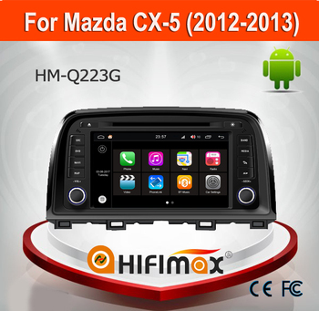 Hifimax Android 7.1 Car DVD Player For Mazda CX5 2012 2013 Radio Touch Screen Car Radio For Mazda CX-5 DVD Player With bluetooth