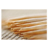 Hot sale individual paper wrappedbambootoothpicks