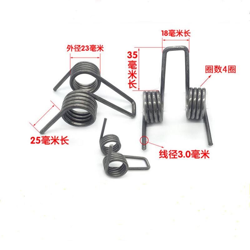 Инструмент блокировки крутильных пружины для игрушки кручения