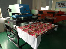 large format heat press machine 80*100cm good quality like SEFA