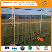 Wholesale canada galvanized temporary fence panel