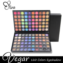 High Quality Hot Sale 120 Colors Eye Shadow Powder Eyeshadows Eyeshadow Palette Cosmetics Shadows