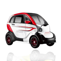 2019 cheap Chinese electric mini car / passenger electric car/ 4 wheel electric mobility