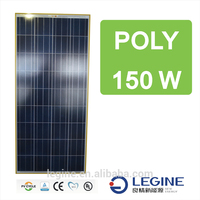 high quality 150 watt solar panel photovoltaic solar panel cheapest price solar panel pakistan lahore