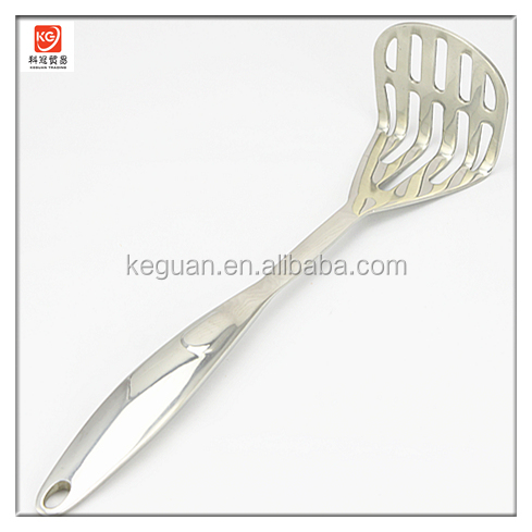 SK-283 wholesale new design stainless steel kitchen utensil potato masher