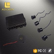 Led monitor super slim new design car parking sensor system