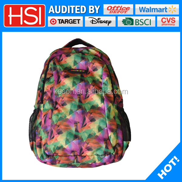 fashion design new popular womens school bags