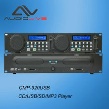 CMP-920 CD/USB/SD/MP3 mixer DJ CD Player