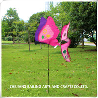 Magic 3D Butterfly Garten Deko Windspiel