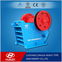 HUAZN Jaw Crusher for sand making production line, concrete recycling jaw crusher
