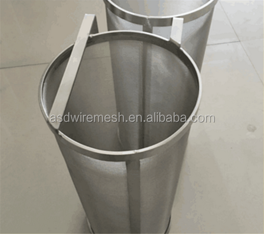 stainless Spiral Welded Perforated Tubes(factory)