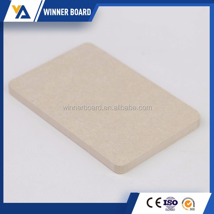 Cement Board Product : Ce certificate fiber cement board flooring particle