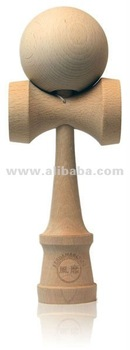 Kendama - Raw Wood Finish