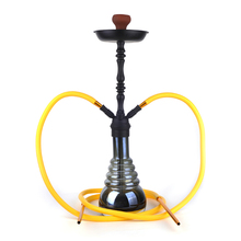 JL-349AH Worldwide hot selling deluxe amy shisha wholesale aluminium hookah