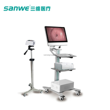Sanwe SW-3303 Digital video colposcopic System for sale,Video Colposcope for different country