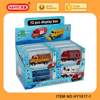 Toys & Hobbies 1:64 Die cast metal Engineering cars