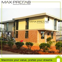 Precast Concrete Prefab House made in china