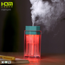 New Arrival White Car Humidifier With Aroma Diffuser For Student