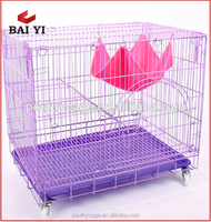 Hot Sale 3 Layer Portable Cat Cage And Best Outdoor Cat House
