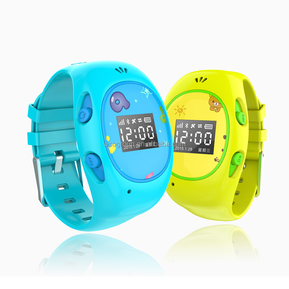 WiFi Indoor precise positioning Hot Product Wrist Watch GPS Tracking Kids Watch Phone