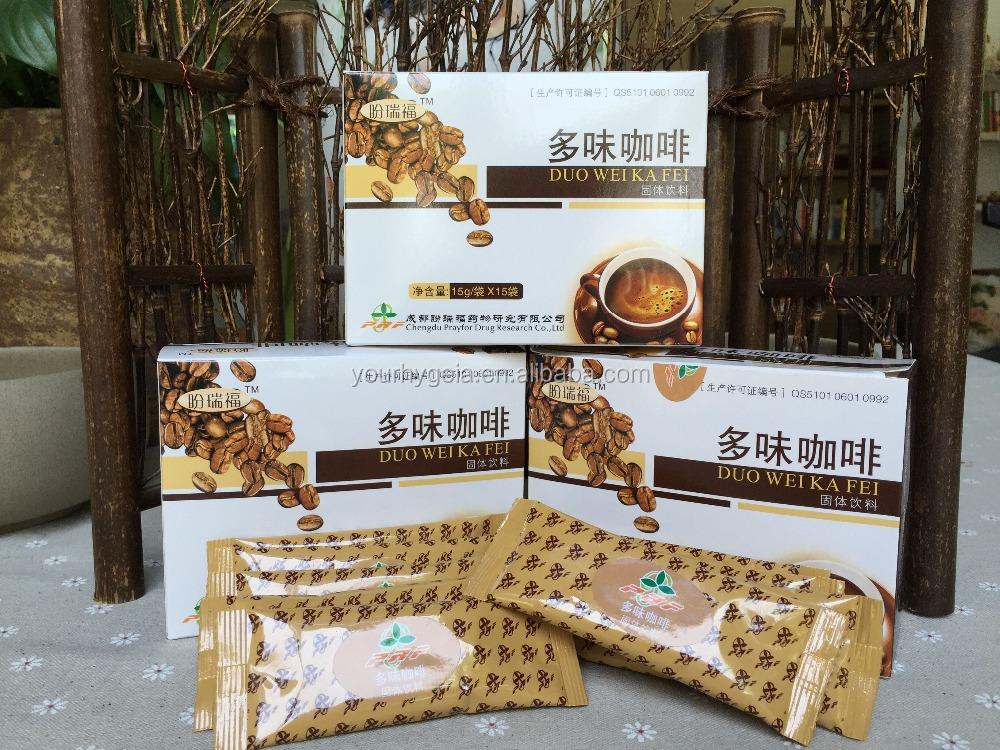 Ganoderma slimming coffee chinese supplier factory directly supply