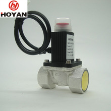china manufacturer natural gas cut off solenoid valve